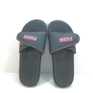 Women's FILA Slides Pink